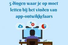 app-ontwikkelaar