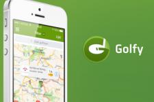 golfy app maken