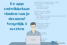 app ontwikkelaar