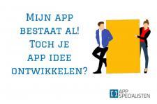 app idee ontwikkelen
