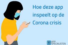 Corona app maken