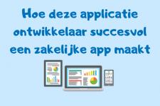 applicatie ontwikkelaar