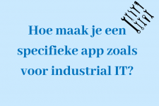 industrie app