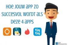 jouw app zo succesvol