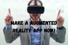 Be the Future... make a Augmented Reality app now!