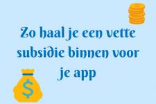 subsidie app