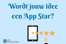 Wordt jouw idee een App star?